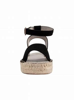 zusss sandaal zwart